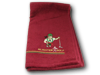 Red Japrechaun Towel